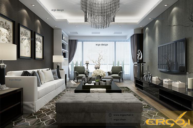 طراحی مسکونی و ویلایی