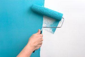 نقاشی و رنگ آمیزی ساختمان