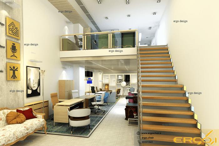طراحی داخلی و دکوراسیون تجاری
