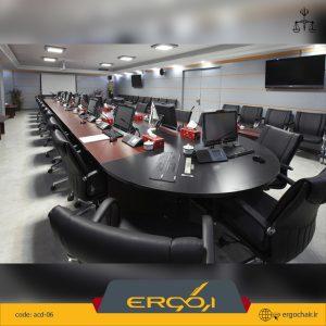 میز جلسات بزرگ